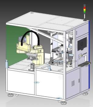 Shoes Industry-Heat molding lamination Machine